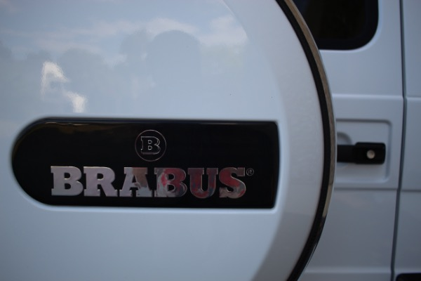 Used 2016 Mercedes-Benz G-Class AMG G 63 BRABUS | Miami, FL n47