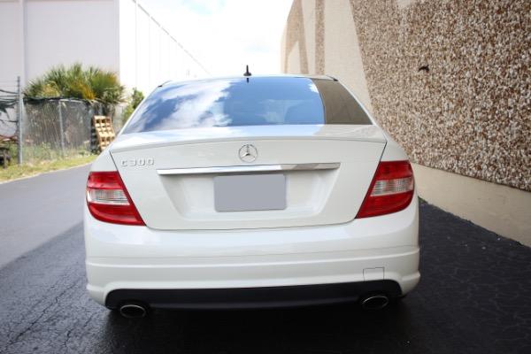 Used 2011 Mercedes-Benz C-Class C 300 Sport | Miami, FL n15