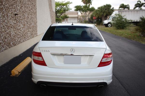 Used 2011 Mercedes-Benz C-Class C 300 Sport | Miami, FL n16