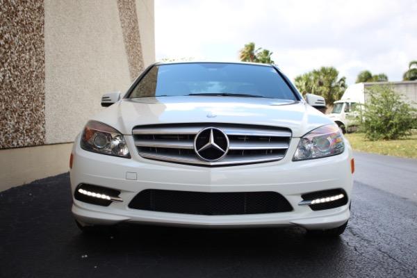 Used 2011 Mercedes-Benz C-Class C 300 Sport | Miami, FL n3