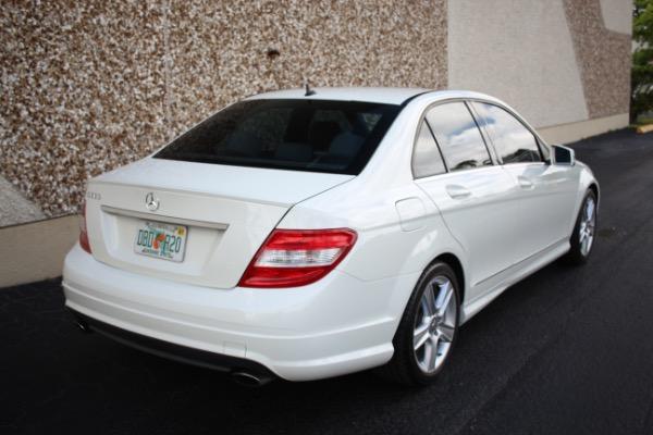 Used 2011 Mercedes-Benz C-Class C 300 Sport | Miami, FL n30