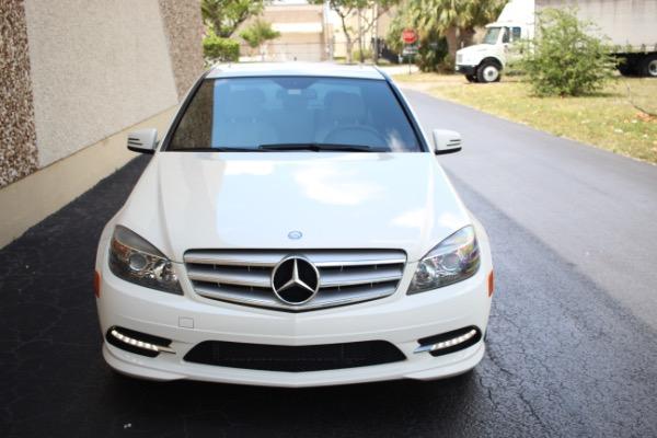 Used 2011 Mercedes-Benz C-Class C 300 Sport | Miami, FL n53
