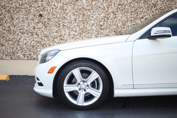 Used 2011 Mercedes-Benz C-Class C 300 Sport | Miami, FL n57