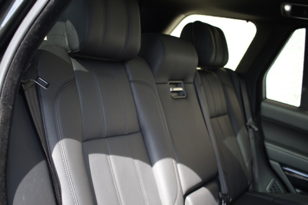 Used 2014 Land Rover Range Rover Supercharged Ebony Edition | Miami, FL n10
