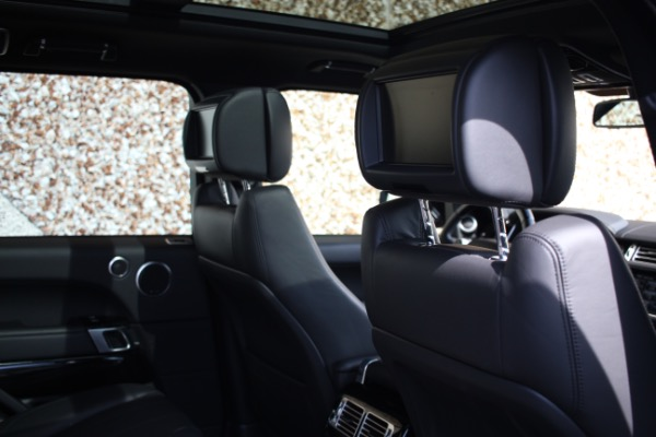 Used 2014 Land Rover Range Rover Supercharged Ebony Edition | Miami, FL n11