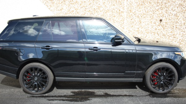 Used 2014 Land Rover Range Rover Supercharged Ebony Edition | Miami, FL n2