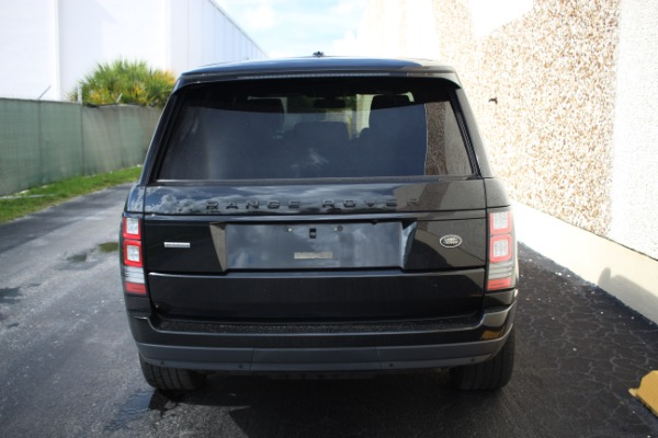 Used 2014 Land Rover Range Rover Supercharged Ebony Edition | Miami, FL n24