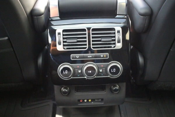 Used 2014 Land Rover Range Rover Supercharged Ebony Edition | Miami, FL n26