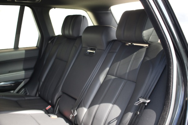 Used 2014 Land Rover Range Rover Supercharged Ebony Edition | Miami, FL n28