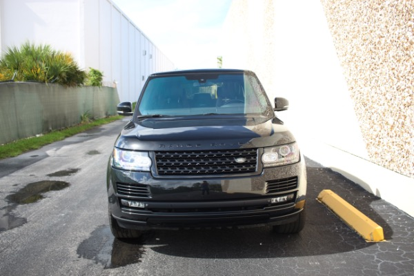 Used 2014 Land Rover Range Rover Supercharged Ebony Edition | Miami, FL n3