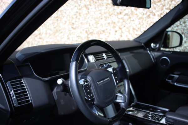 Used 2014 Land Rover Range Rover Supercharged Ebony Edition | Miami, FL n38