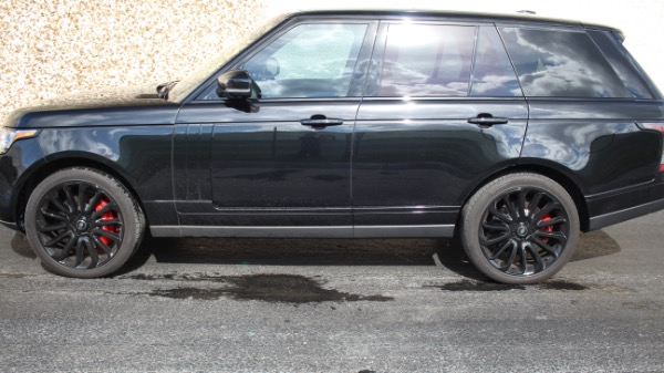 Used 2014 Land Rover Range Rover Supercharged Ebony Edition | Miami, FL n4
