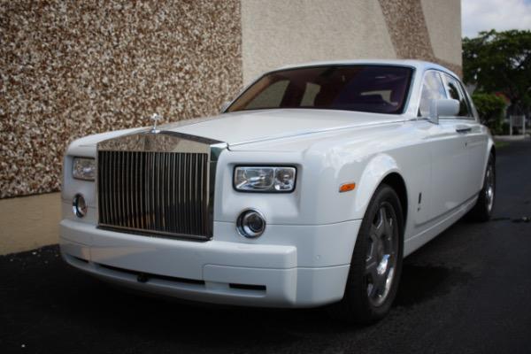 Used 2006 Rolls-Royce Phantom  | Miami, FL n38