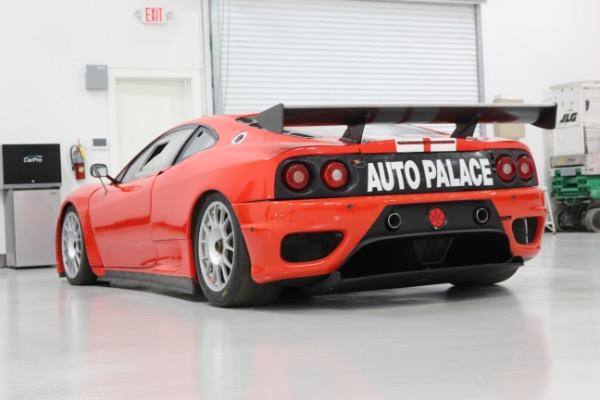 Used 2002 Ferrari 360 N-GT Michelotto N-GT MICHELOTTO   Miami, FL n24
