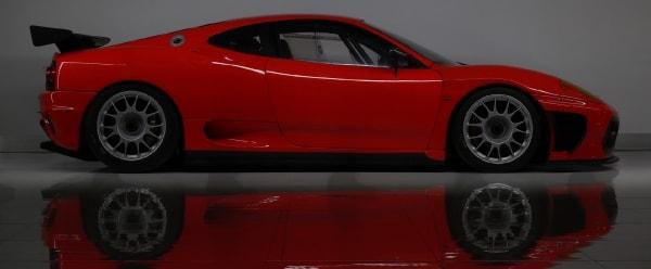 2002 Ferrari 360 N-GT Michelotto N-GT MICHELOTTO