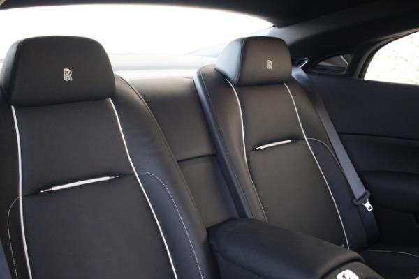 Used 2017 Rolls-Royce Wraith Starlight | Miami, FL n13