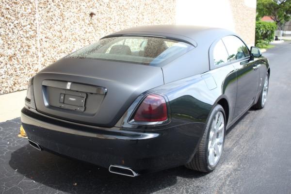 Used 2017 Rolls-Royce Wraith Starlight | Miami, FL n17