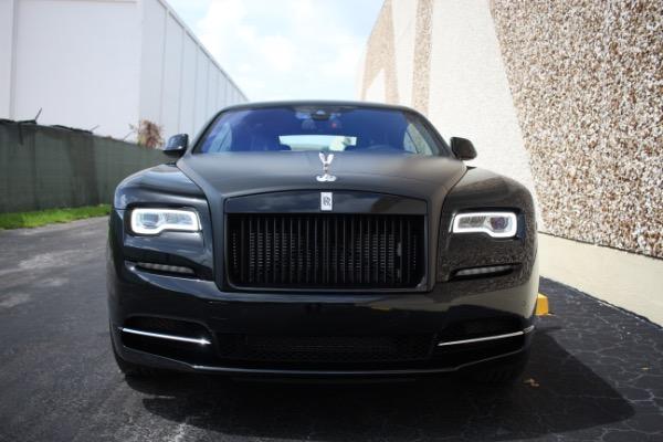 Used 2017 Rolls-Royce Wraith Starlight | Miami, FL n22