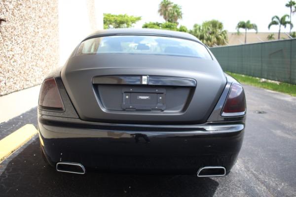 Used 2017 Rolls-Royce Wraith Starlight | Miami, FL n24