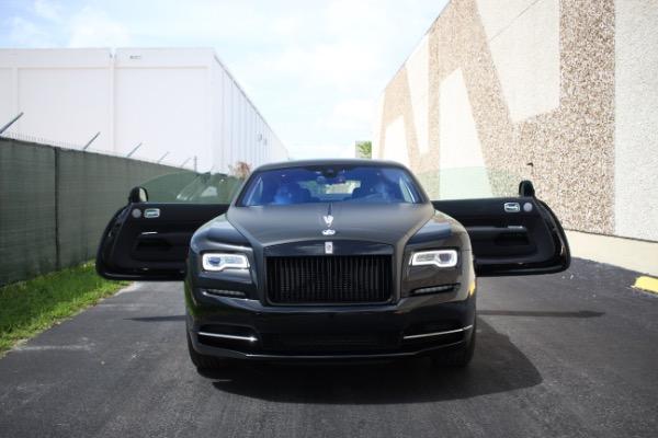 Used 2017 Rolls-Royce Wraith Starlight | Miami, FL n3