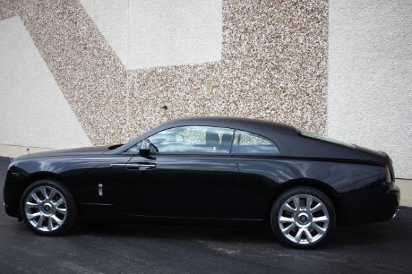 Used 2017 Rolls-Royce Wraith Starlight | Miami, FL n4