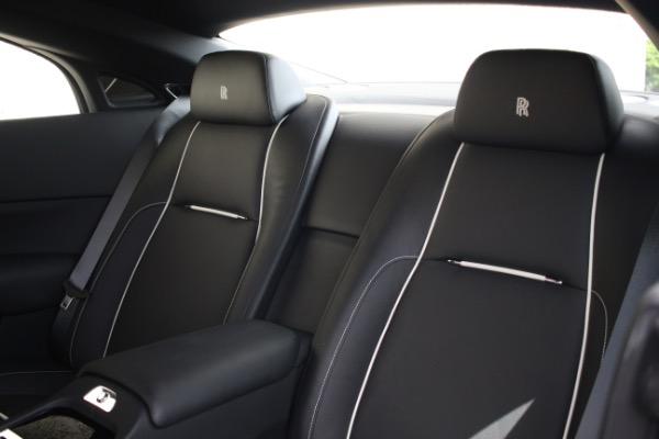 Used 2017 Rolls-Royce Wraith Starlight | Miami, FL n41