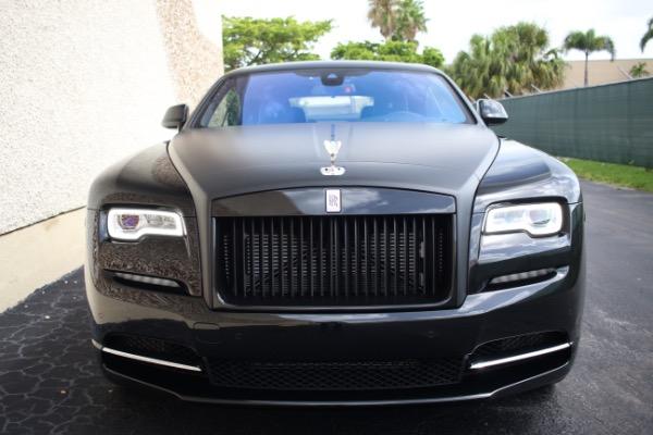 Used 2017 Rolls-Royce Wraith Starlight | Miami, FL n55