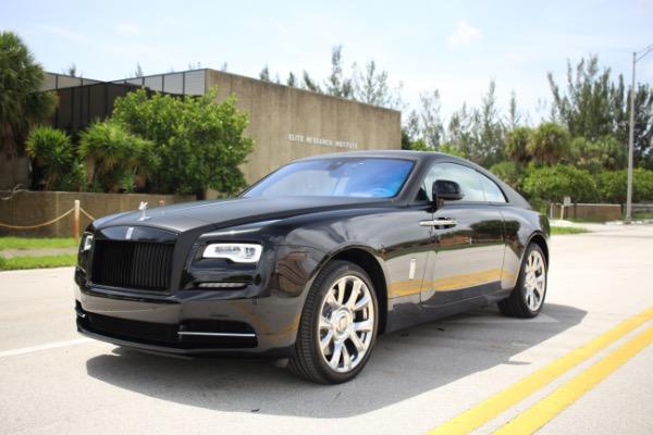 Used 2017 Rolls-Royce Wraith Starlight | Miami, FL n9