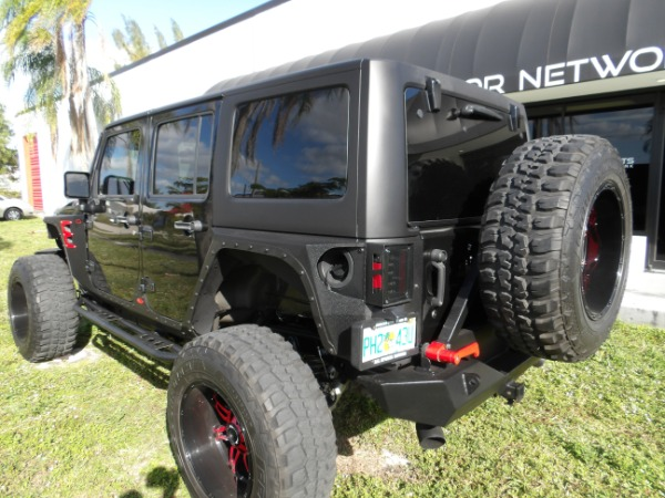 Used 2016 Jeep Wrangler Unlimited | Miami, FL n10