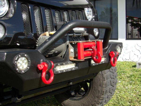 Used 2016 Jeep Wrangler Unlimited | Miami, FL n14