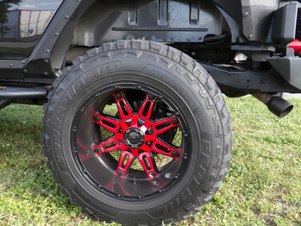 Used 2016 Jeep Wrangler Unlimited | Miami, FL n20