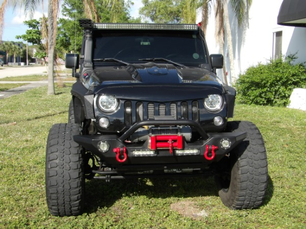 Used 2016 Jeep Wrangler Unlimited | Miami, FL n4