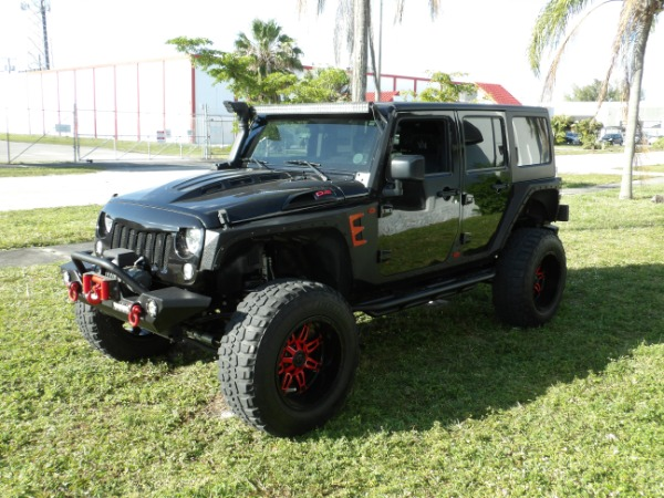 Used 2016 Jeep Wrangler Unlimited | Miami, FL n5