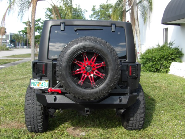 Used 2016 Jeep Wrangler Unlimited | Miami, FL n6