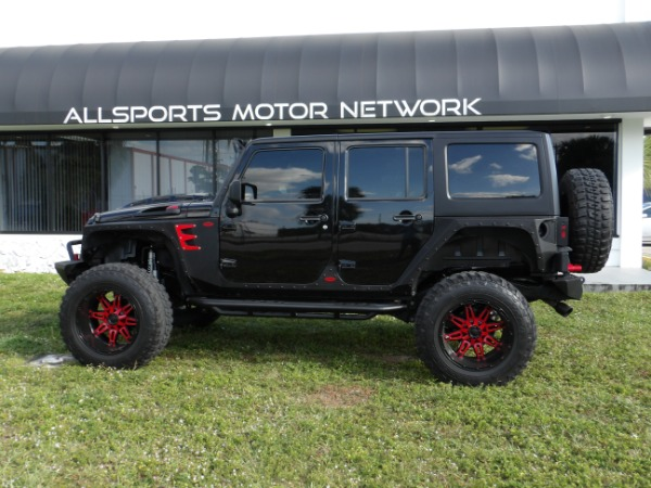 Used 2016 Jeep Wrangler Unlimited | Miami, FL n7