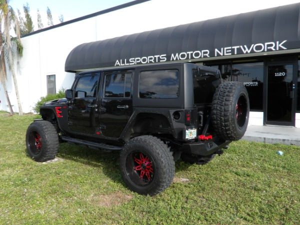 Used 2016 Jeep Wrangler Unlimited | Miami, FL n8