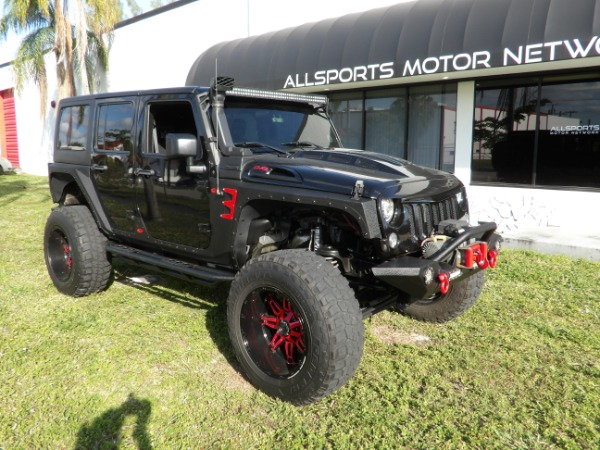 Used 2016 Jeep Wrangler Unlimited | Miami, FL n9