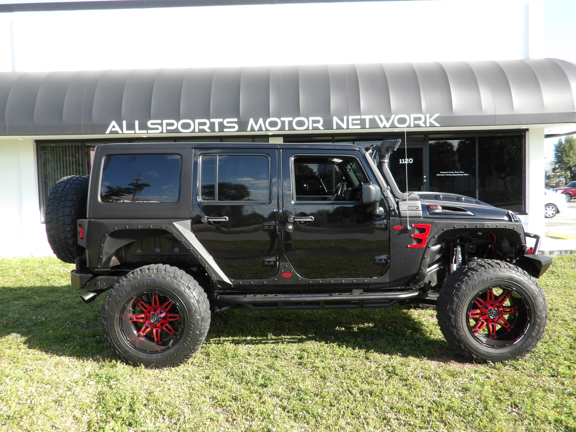Used 2016 Jeep Wrangler Unlimited | Miami, FL