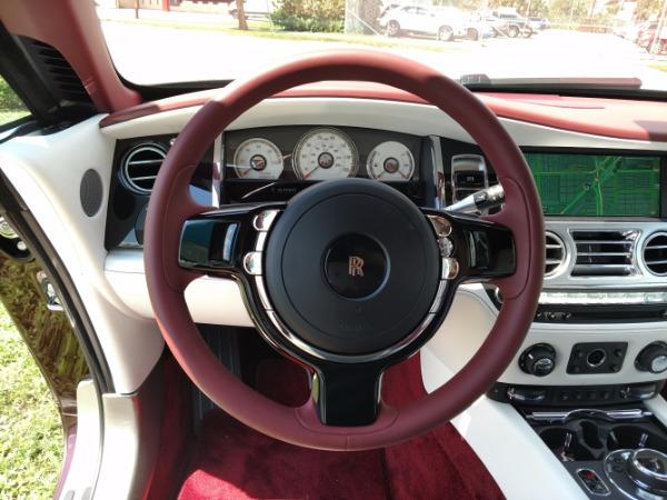 Used 2017 Rolls-Royce Wraith  | Miami, FL n10
