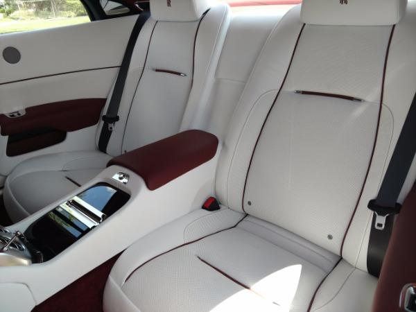 Used 2017 Rolls-Royce Wraith  | Miami, FL n18
