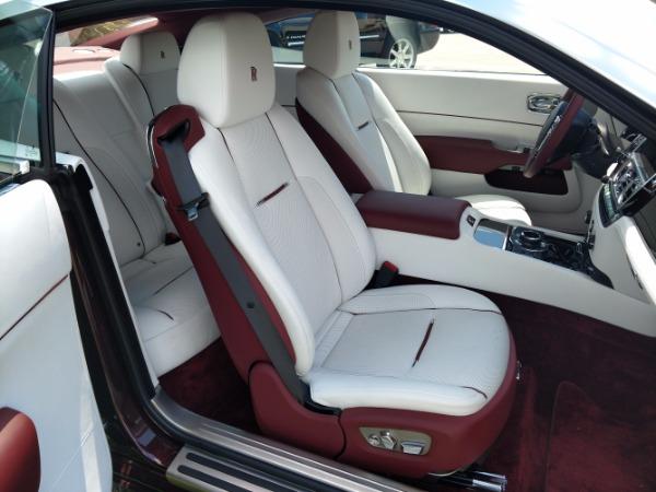 Used 2017 Rolls-Royce Wraith  | Miami, FL n19