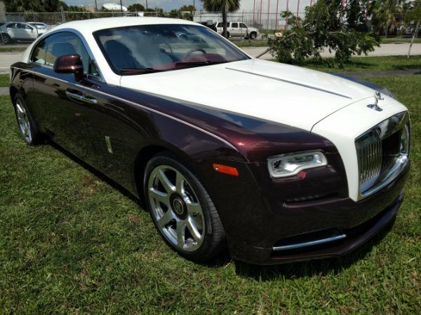 Used 2017 Rolls-Royce Wraith  | Miami, FL n2