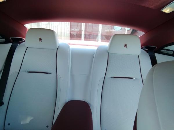 Used 2017 Rolls-Royce Wraith  | Miami, FL n29