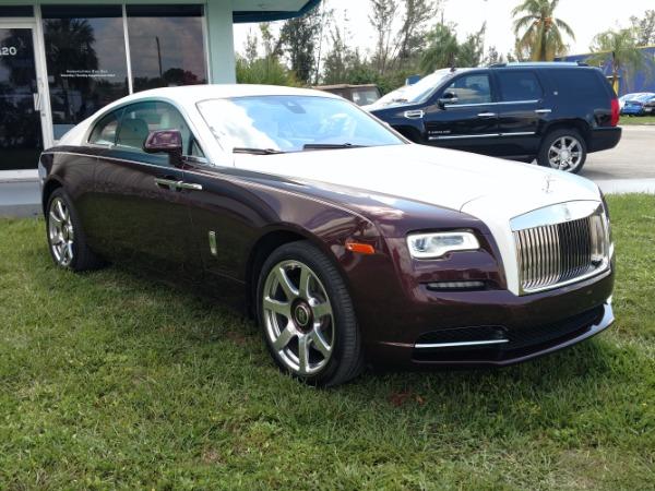 Used 2017 Rolls-Royce Wraith  | Miami, FL n3