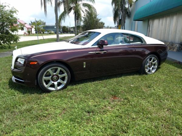 Used 2017 Rolls-Royce Wraith  | Miami, FL n31