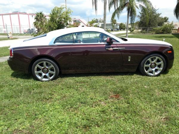 Used 2017 Rolls-Royce Wraith  | Miami, FL n34