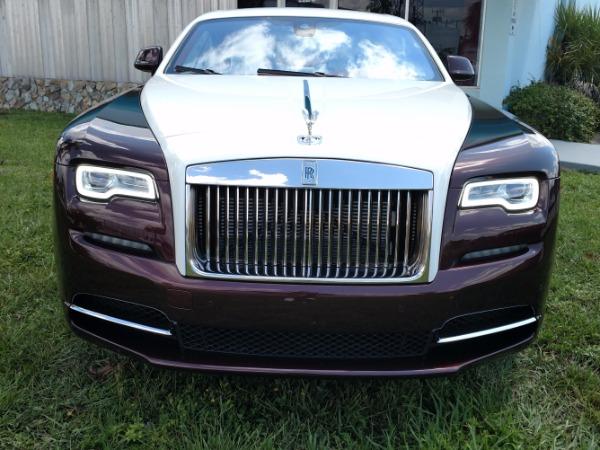 Used 2017 Rolls-Royce Wraith  | Miami, FL n4