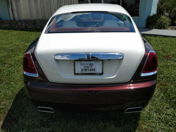 Used 2017 Rolls-Royce Wraith  | Miami, FL n43