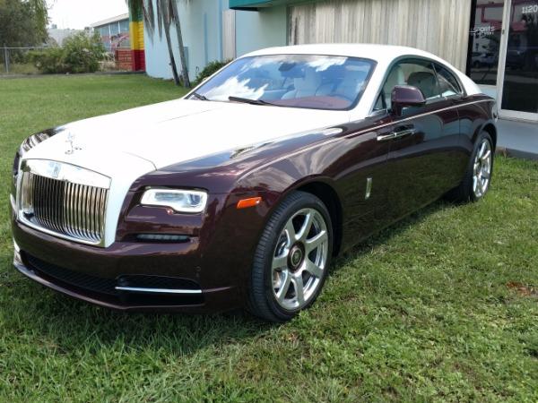 Used 2017 Rolls-Royce Wraith  | Miami, FL n5