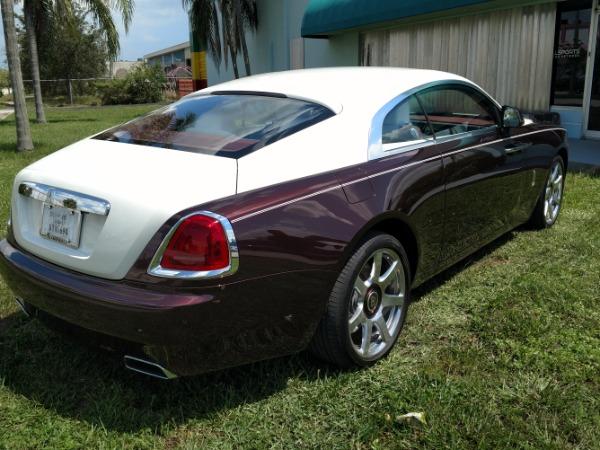 Used 2017 Rolls-Royce Wraith  | Miami, FL n6